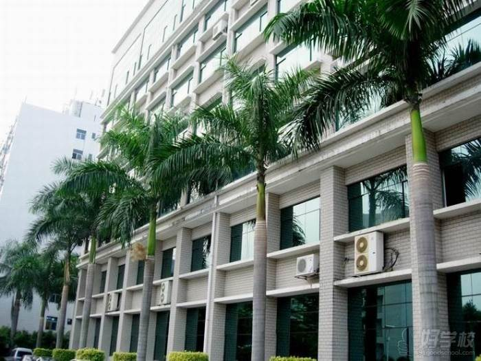 广东青瑞职业培训学院 环境展示