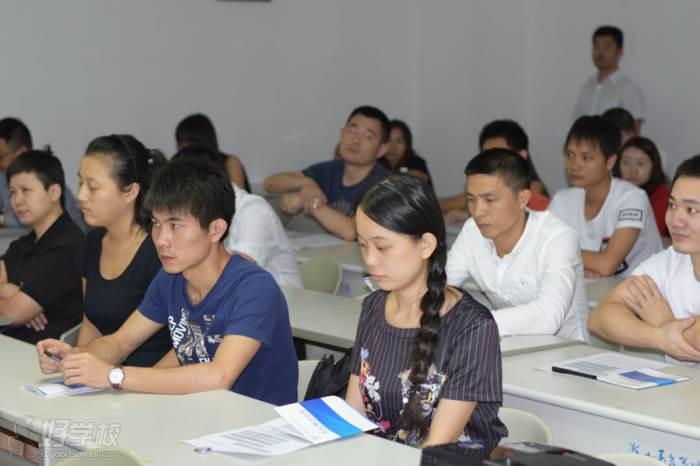 广东青瑞职业培训学院 培训现场