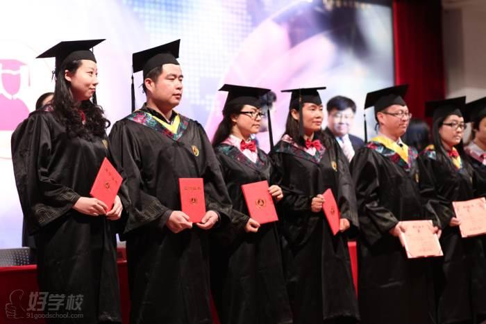 广东青瑞职业培训学院 学生风采