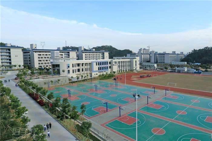 惠州城市职业学院 内部环境