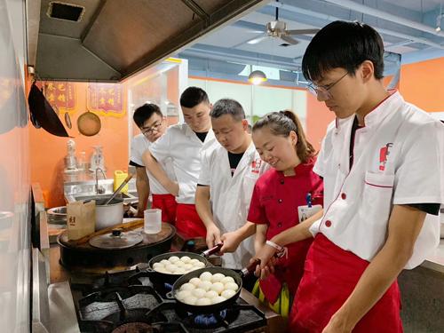 上海生煎包培训课程