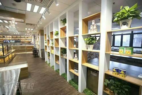 上海小胡子餐饮培训学校 校内环境