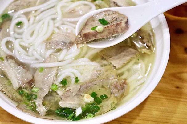 广州鹅肉粉技术培训