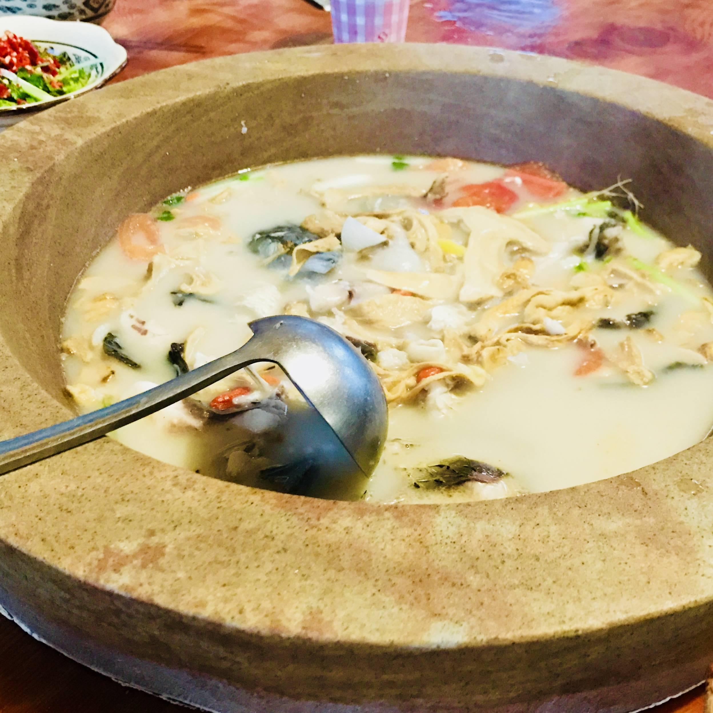 广州石锅鱼制作培训
