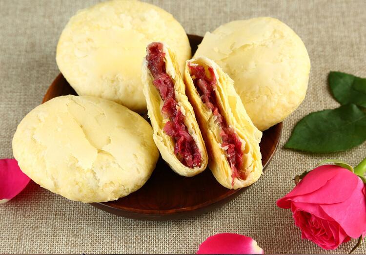 广州鲜花饼制作培训班