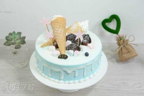 翻糖蛋糕制作培训班