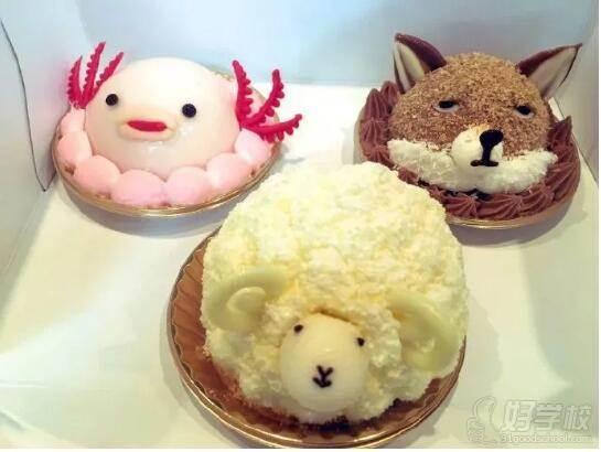 动物蛋糕1