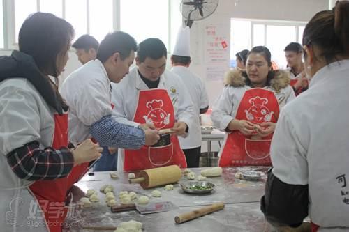 重庆可欣餐饮培训学校 教学现场