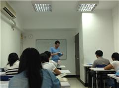 中外教商务西班牙语初级A1班