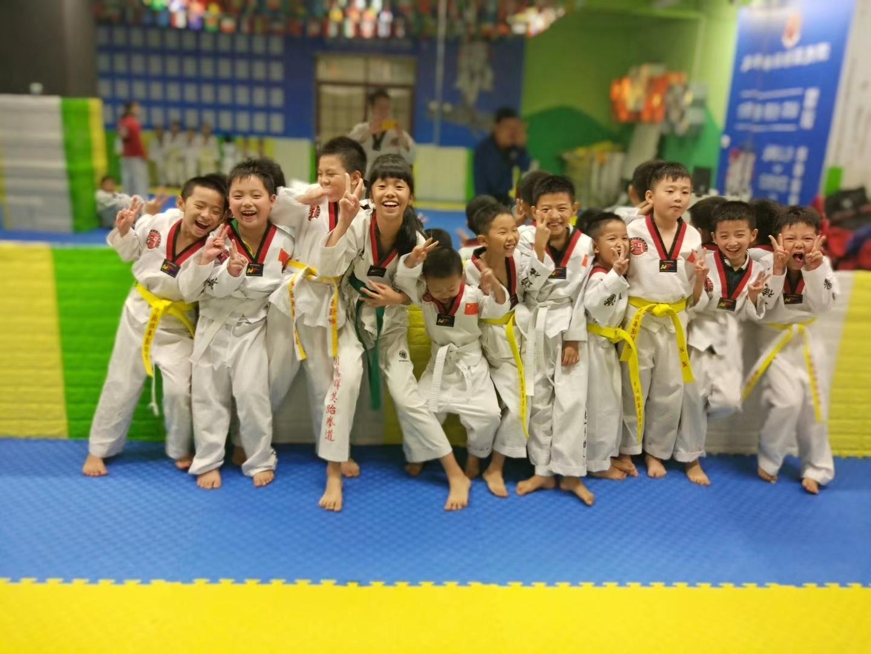 廣州跆拳道專業培訓班