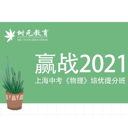 上海中考物理培優提升班可一對一