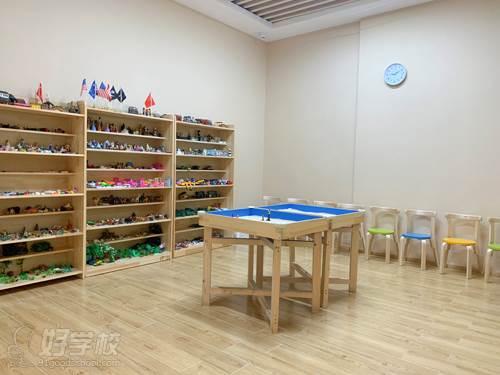 機構環境--沙盤室