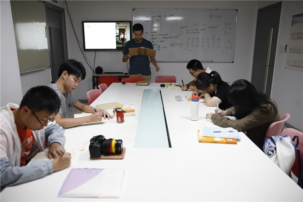 广东传媒艺考摄影培训班
