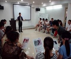 中山青少年快乐沟通培训课程