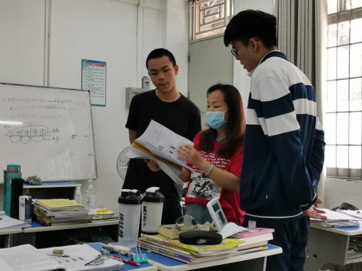 廣州藝術生文化課強化沖刺班