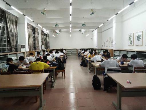 广州高考复读精品实验班