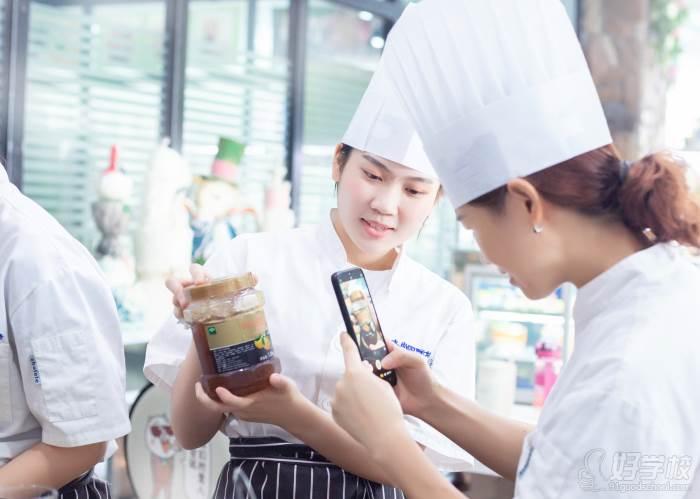 轻食简餐综合创业培训现场