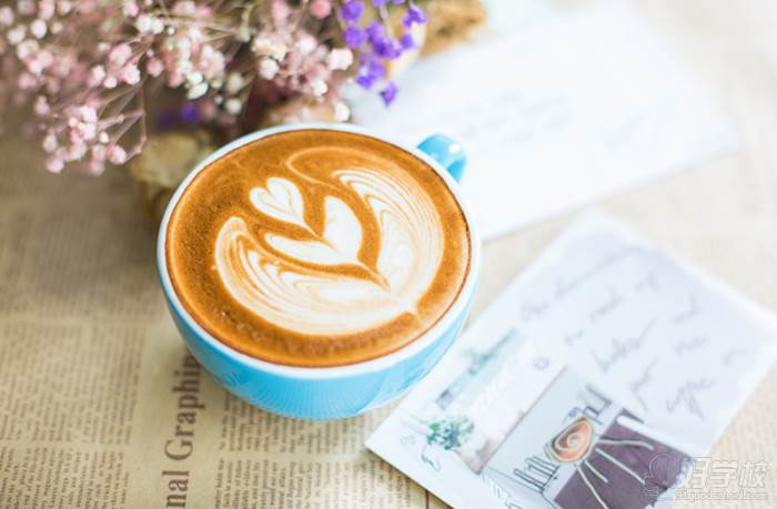 咖啡创业班