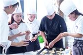 味尚國際烘焙培訓學校教學實操現場展示