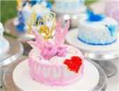 想學做生日蛋糕?來味尚國際烘焙培訓學校