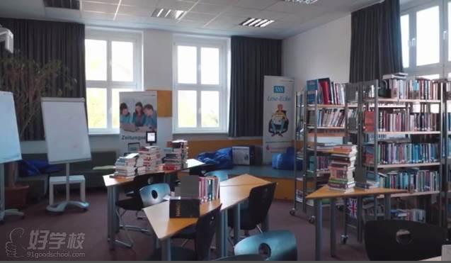 德国爱格蕾国际高中校园环境