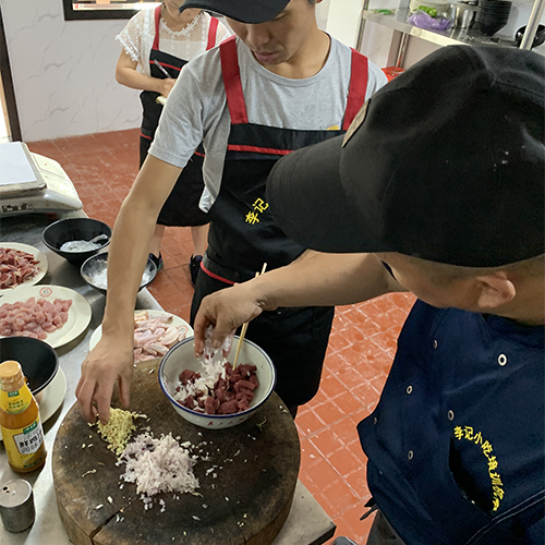 宁波砂锅粥培训班