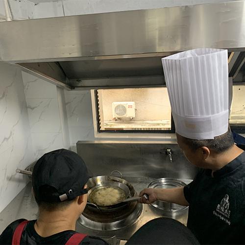 宁波烧鸭面店全套餐培训课程