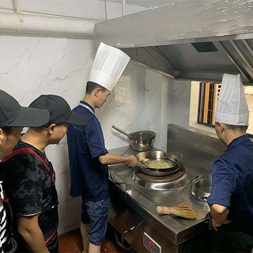 宁波川菜厨师培训课程