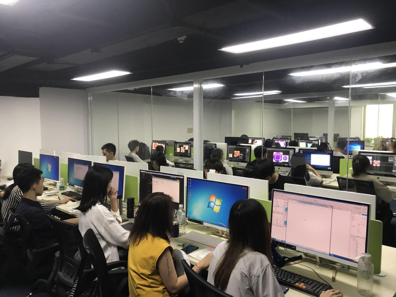 广州企业定制UI设计班教学大纲培训课