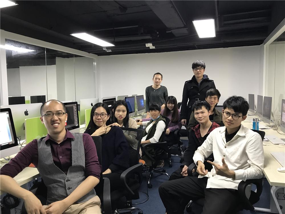 广州UI设计精英培训班