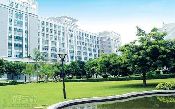 广东财经大学成人高考经管类专升本学校环境