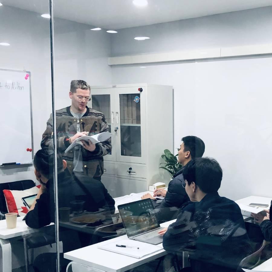 上海雅思提高课程