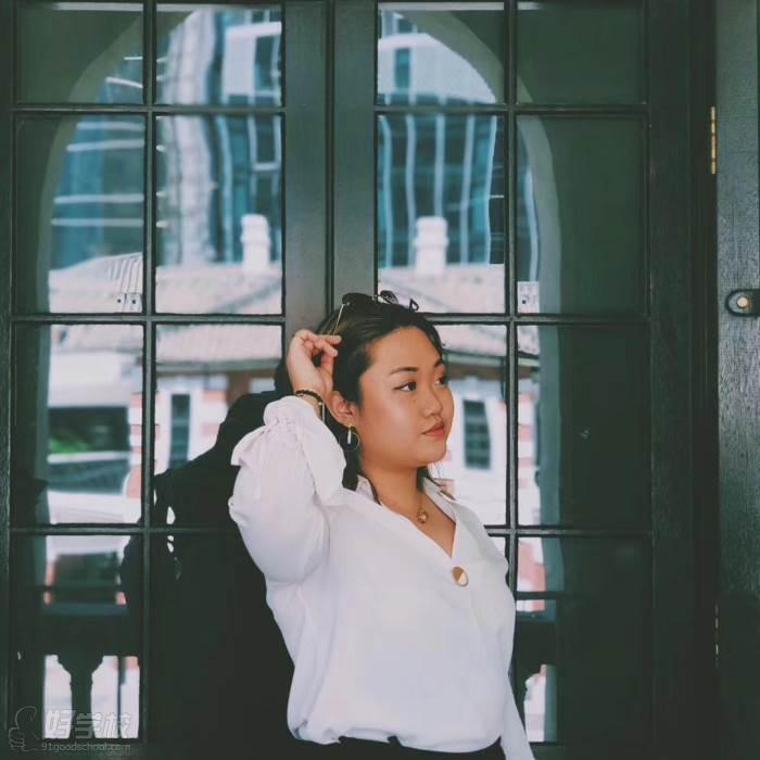 雅思提高课程Naomi Guo