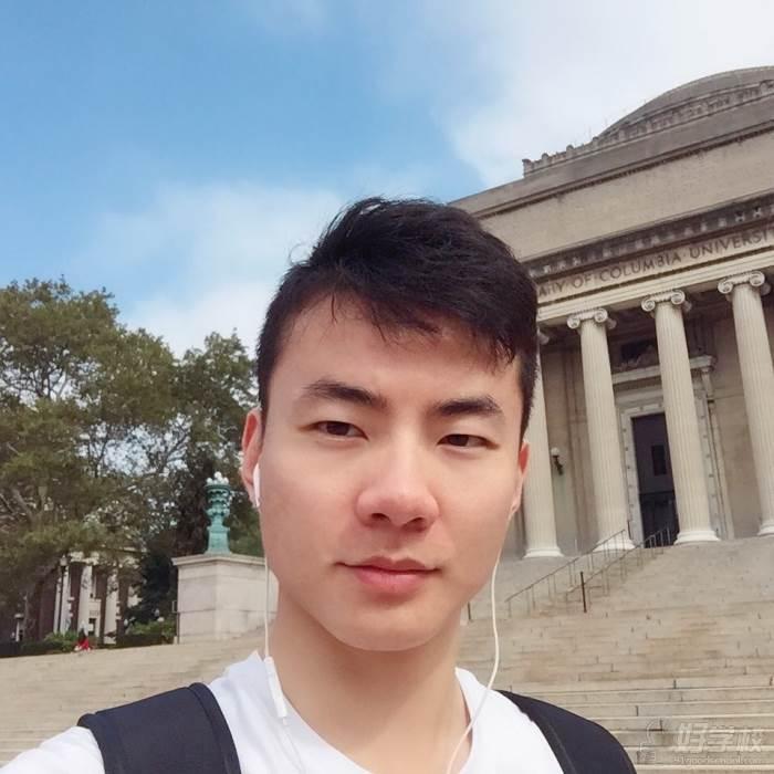 托福预备课程Dylan Hu