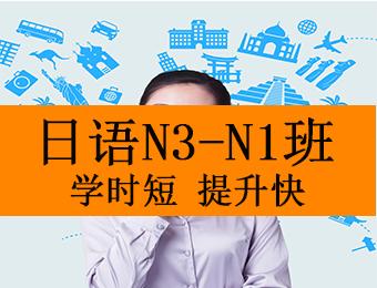 廣州日語N3-N1提分課程培訓班