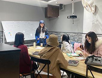成都留学英语考试语法精品班