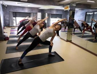 上海瑜伽教练培训班
