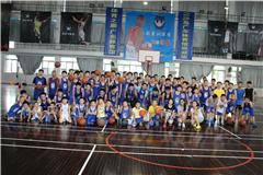 广州暑期篮球营提高走全天班