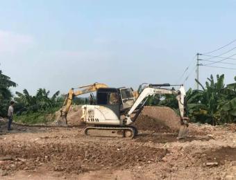 广州挖掘机驾驶培训班
