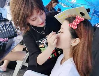 珠海新娘造型化妆培训班