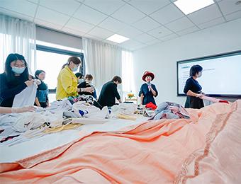 杭州收纳系统落地班培训课程