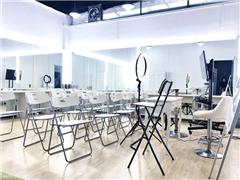 广州喬古造型化妆师发型提升集训班