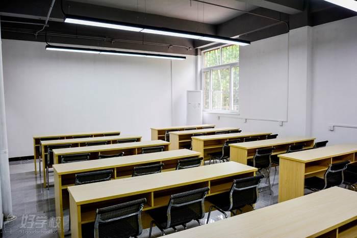 上課教室環境
