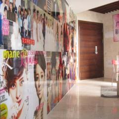 广州艾涵仕彩妆造型学校白云京溪路校区图