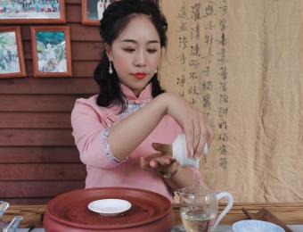成都中级茶艺培训班