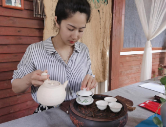 成都高级茶艺培训班