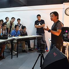 广州专业摄影灯光案例拍摄课程
