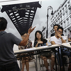 广州专业数码摄影基础课程