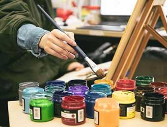 广州美术课程培训班