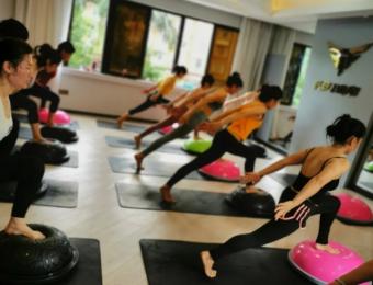 福建初级瑜伽教练110TTC培训班